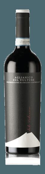 Terre del Vulcano Aglianico del Vulture 2015 (i trälåda) Aglianico 100% Aglianico Kampanien