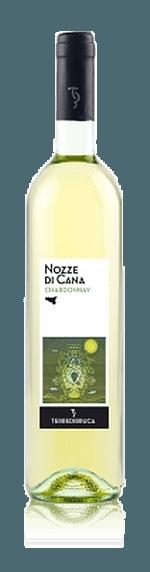 Terre di Bruca Nozze di Cana Chardonnay Sicilia 2018 Chardonnay 100% Chardonnay Sicilien