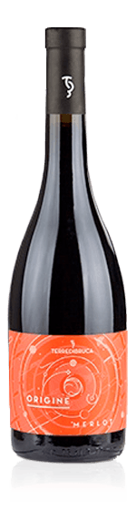 vin Terre di Bruca Origine Merlot 2016 Merlot