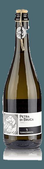 vin Terre di Bruca Petra di Bruca Frizzante NV Chardonnay