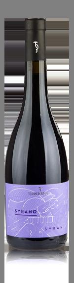vin Terre di Bruca Syrano Syrah 2015 Syrah