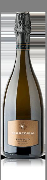 vin Terre di Rai Prosecco Millesimato Extra Dry NV Glera
