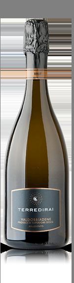 vin Terre di Rai Prosecco Millesimato Superiore Brut NV Glera