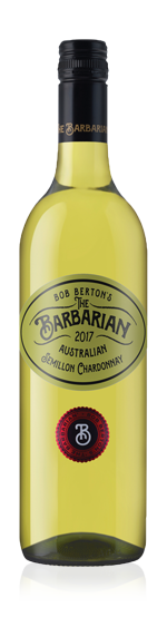 vin Berton The Barbarian Semillon Chard 2017 Sémillon