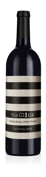 The Clink Petite Sirah Petit Verdot 2016