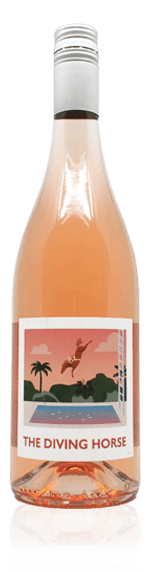 The Diving Horse Rose 2018 Gamay Gamay, Cabernet Franc, Pinot Noir Loire