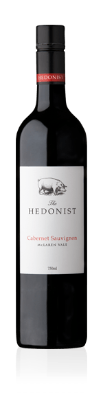 The Hedonist Organic Cabernet Sauvignon 2016 Cabernet Sauvignon