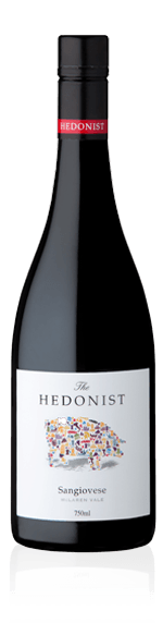 The Hedonist Sangiovese 2015 Sangiovese