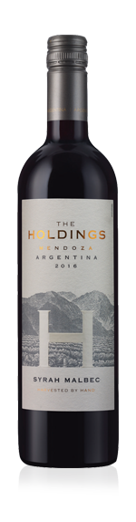 vin The Holdings Syrah Malbec 2016 Syrah