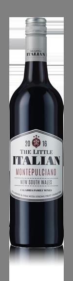 The Little Italian Montepulciano 2016 Montepulciano
