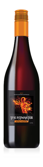 vin The Pitmaster Shiraz/Viognier 2016 Shiraz