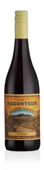 vin The Raconteur Syrah 2014 Syrah