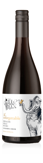 vin The Unforgettable Langhorne Creek GSM 2017 Grenache