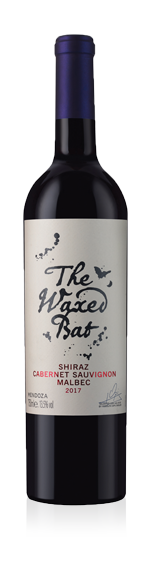 The Waxed Bat Shiraz Cabernet Malbec 2017 Shiraz