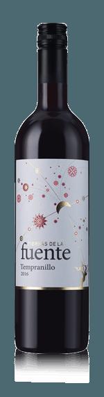 vin Tierras De La Fuente Tempranillo 2017 Tempranillo