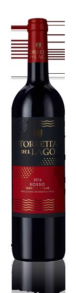 vin Torretta Del Lago Rosso 2016 Nero d'Avola