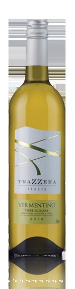 vin Trazzera Vermentino 2016 Vermentino