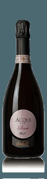 Tre Secoli Acqui Rosé Brut NV