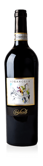Tre Secoli Barbera Superiore Sorangela 2015