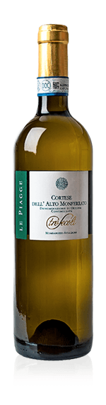 vin Tre Secoli Cortese Alto Monferrato 2017 Cortese