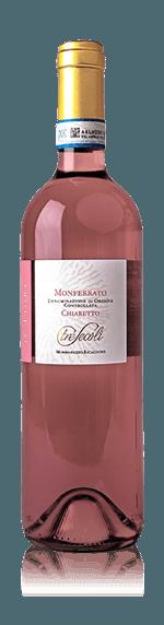 Tre Secoli Fiore Monferrato Chiaretto 2017 Dolcetto