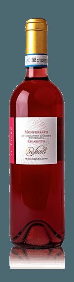 vin Tre Secoli Fiore Monferrato Chiaretto 2017 Dolcetto