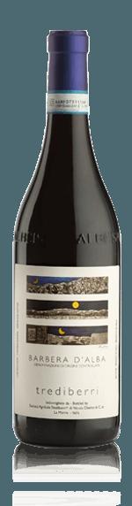 vin Trediberri Barbera d'Alba 2016 Barbera