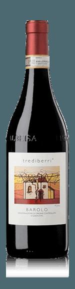 vin Trediberri Barolo 2014 Nebbiolo