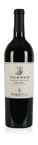 True Grit Limited Edition Zinfandel 2012