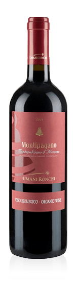 Umani Ronchi  Montipagano Montepulciano d'Abruzzo Bio 2017
