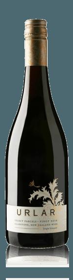 Urlar 'Select Parcel' Pinot Noir 2016 Pinot Noir