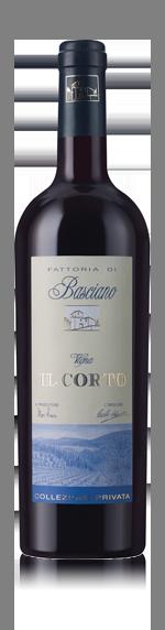 vin Vigna Il Corto Collezione Privata 2014 Sangiovese
