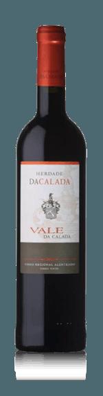 vin Vale da Calada Red 2015 Aragonez