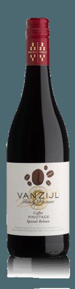 vin Van Zijl Coffee Pinotage 2016  Pinotage