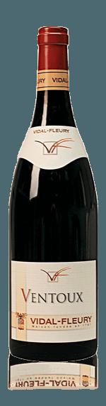 vin Vidal-Fleury Ventoux Rouge 2015  Grenache