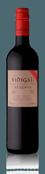 Vidigal Vinho Regional Lisboa Reserva 2016 Tinta Roriz