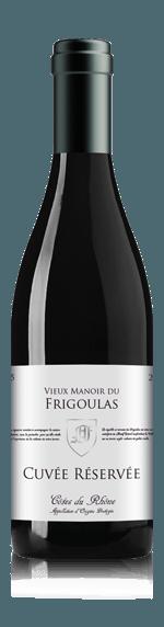 vin Vieux Manoir du Frigoulas Cuvée Réservée 2016 Grenache