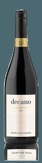 Vigna Dogarina Decano Rosso Veneto 2015 Merlot Merlot, Cabernet Sauvignon Venetien