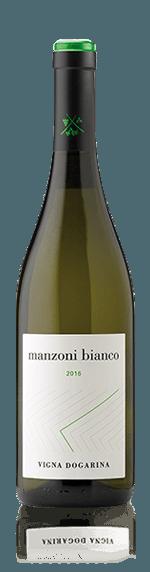 Vigna Dogarina Manzoni Bianco Piave 2018 Manzoni Bianco 100% Manzoni Bianco Venetien