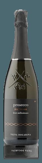 vin Vigna Dogarina Prosecco Brut Millesimato Glera