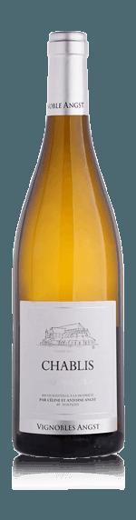 Vignoble Angst Chablis 2017 Chardonnay