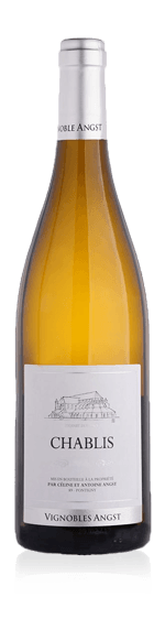vin Vignoble Angst Chablis 2017 Chardonnay