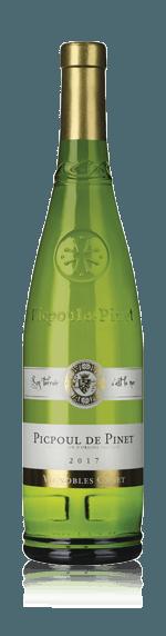 vin Vignobles Canet Picpoul De Pinet 2017 Picpoul