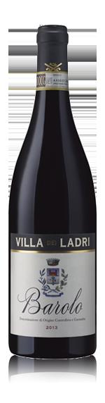 vin Villa Dei Ladri Barolo 2013 Nebbiolo