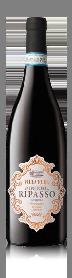 vin Villa Fura Ripasso Superiore 2015 Corvina