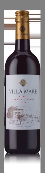 vin Villa Mare Rosso Sicilia 2016 Nero d'Avola