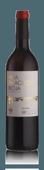 vin Viña Palaciega Rioja Crianza 2014 Tempranillo