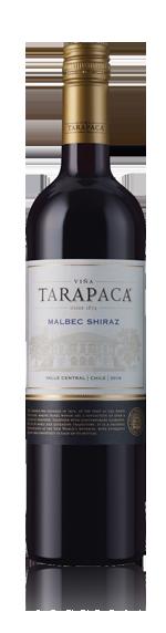 Viña Tarapaca Malbec Shiraz 2016