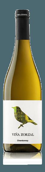 vin Viña Zorzal Navarra Chardonnay 2017 Chardonnay
