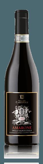 Vini dei Cardinali Amarone della Valpolicella 2014 Corvina